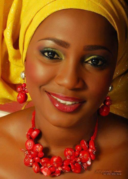 beauty from Nigeria