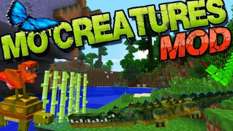 Mo Creatures Mod For Minecraft 1 8 8 1 8 1 7 10 Minecraft Mods