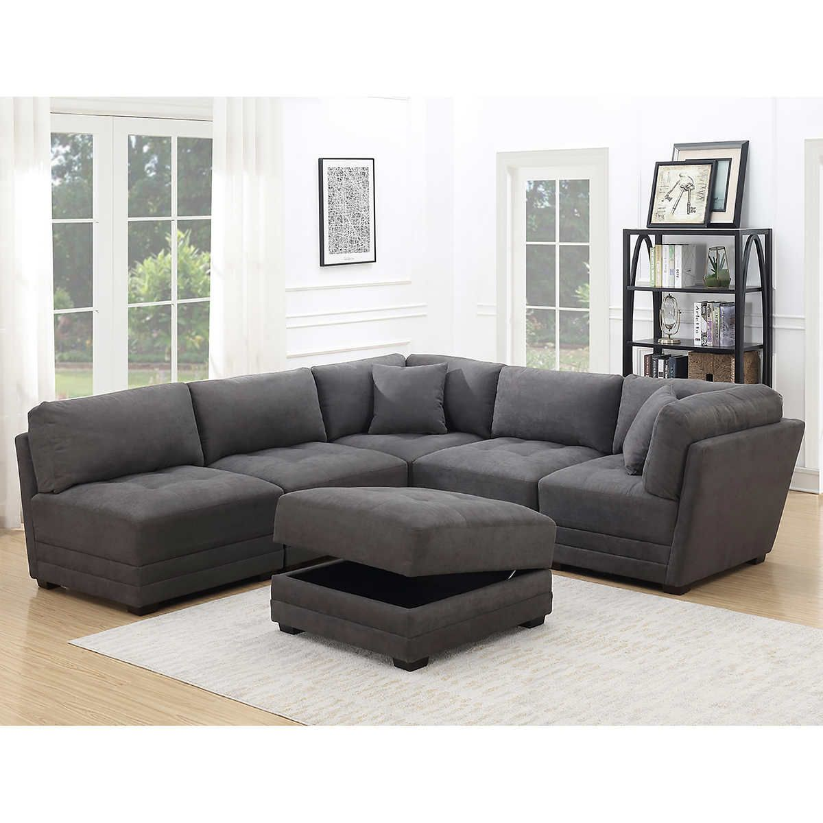 Pin By Nikki Stone On Apartment Furniture Modular Sectional