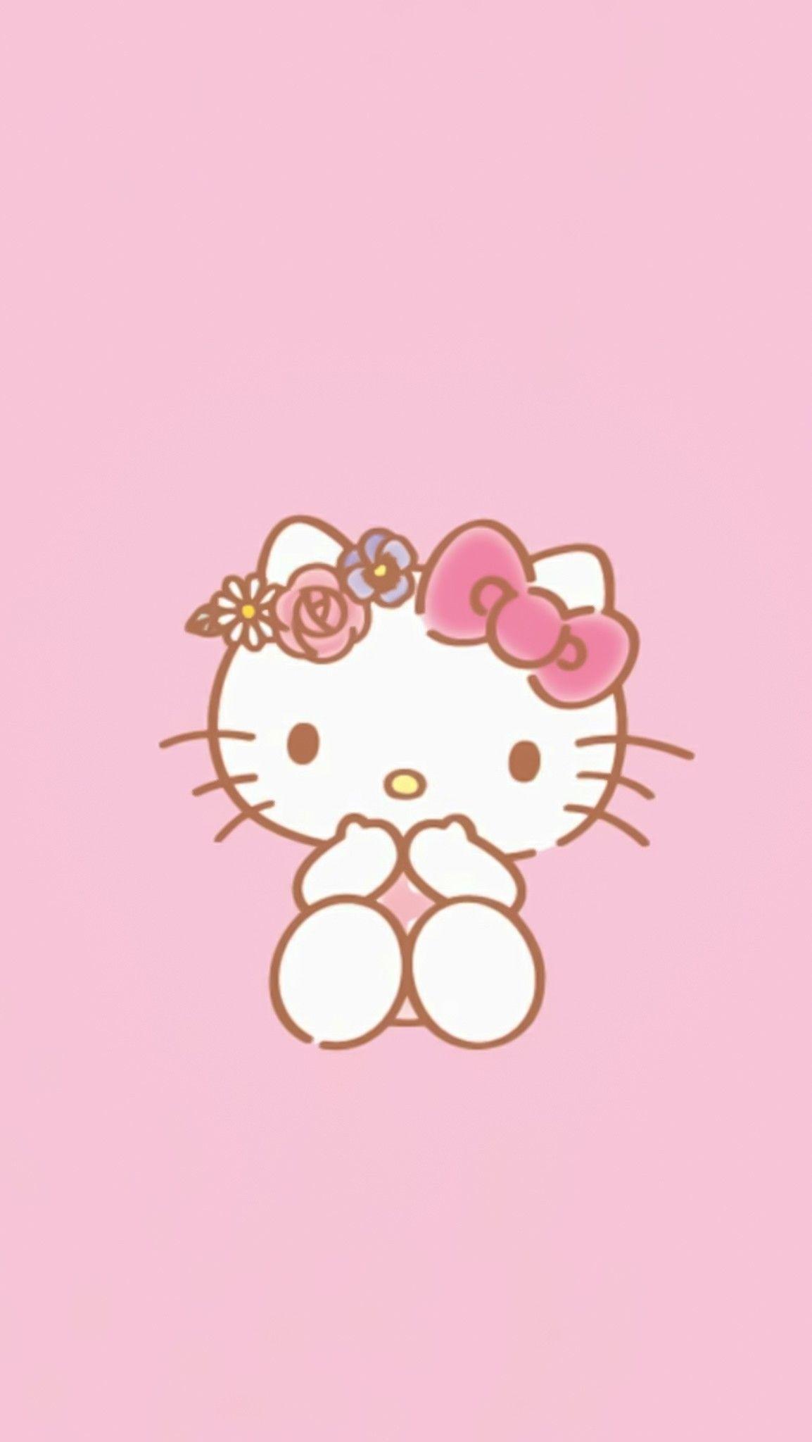 Pin By Aekkalisa On Hello Kitty Bg Hello Kitty Wallpaper Kitty Wallpaper Sanrio Hello Kitty