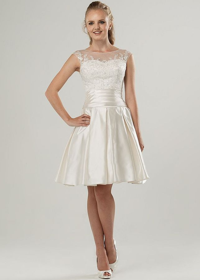 Greta wedding dress by tom flowers berketex bride for I give it a year wedding dress