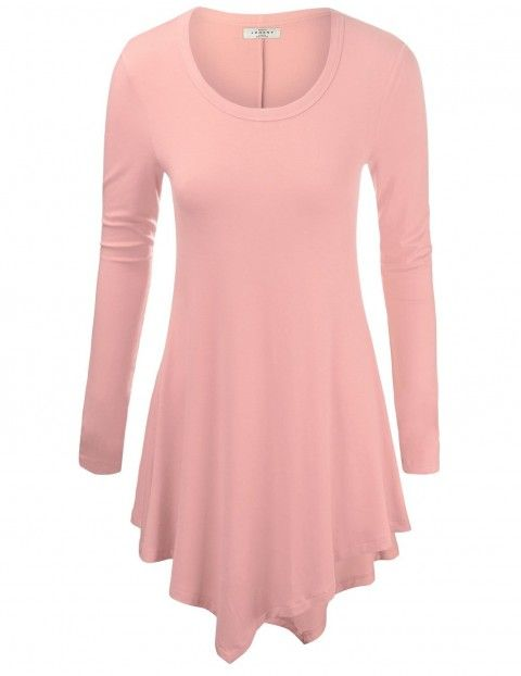 Big Shirts To Wear With Leggings Ladies Long Tunic Style