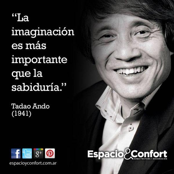 Frases la imaginaci n es m s importante que la sabidur a - Arquitectos famosos espanoles ...