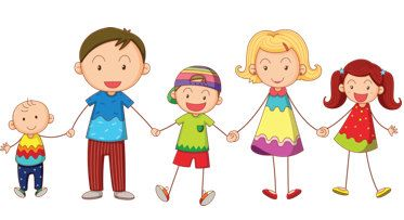 family clip art photos free clipart images 2 clip art pinterest rh pinterest com clipart of family gathering clipart of family biking