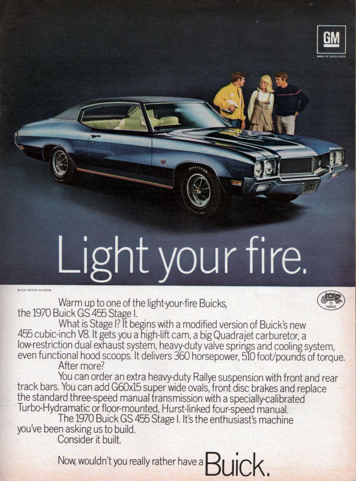 67 Buick Skylark : buick, skylark, Buick, Stage