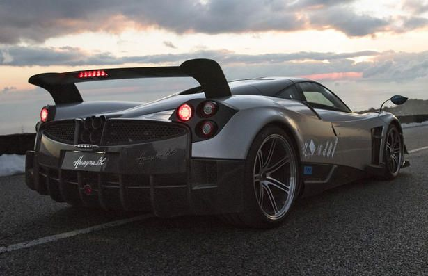 Pagani Huayra BC Revealed With 789 hp And 2.55M USD Price Tag ...