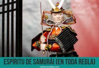 ¿Y si despertaras el samurái que hay en ti?