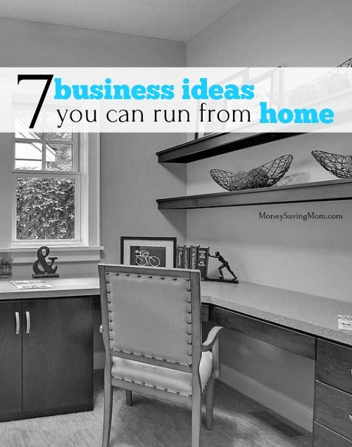 7 business ideas you can run from home money making ideas