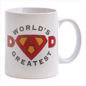 even super dads need their morning coffee remind your dad how much