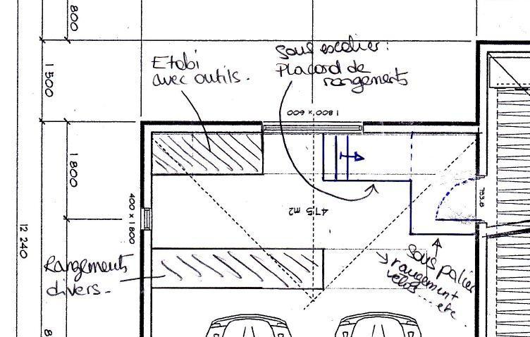 Faire Un Plan De Garage Construction Plaisant Id Es Davidreed Co How To Plan Diagram Floor Plans