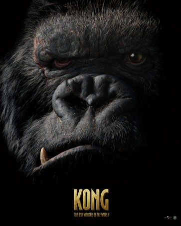 the eighth wonder of the world king kong poster kids partys in rh pinterest com