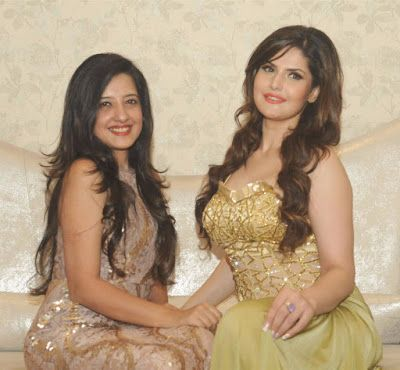 Zarine Khan Looks Irresistibly Sexy At Collection Launch