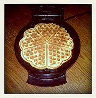 Food Sex: Yoghurt Waffle Recipe
