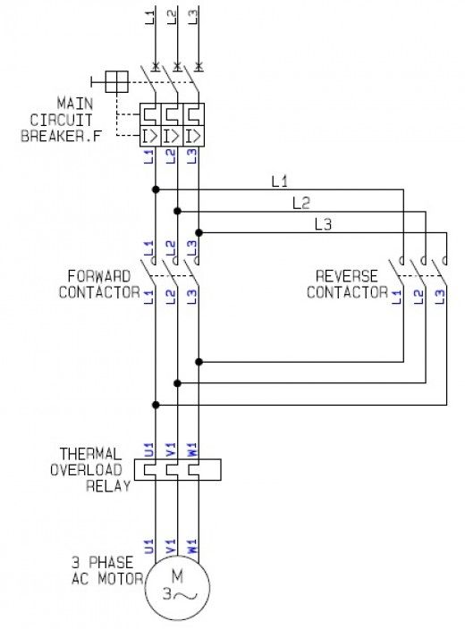 How to Learn DOL Electric Motor Control – A Basic Motor Controller ...