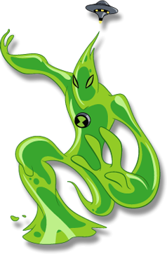 Gookinetic Shapeshifting Superpower Wiki Fandom Powered By Wikia Ben 10 Ben 10 Comics Ben 10 Alien Force