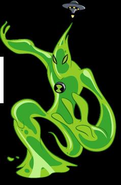 Gookinetic Shapeshifting Superpower Wiki Fandom Powered By Wikia Ben 10 Alien Force Ben 10 Ben 10 Ultimate Alien