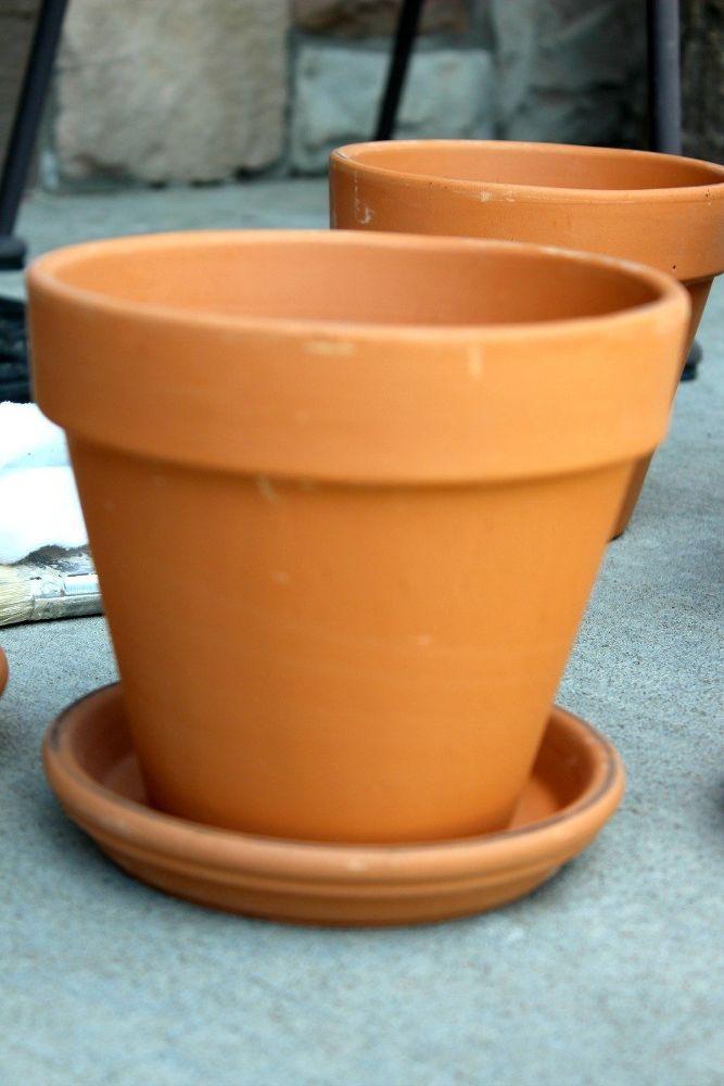 Transform a Cheap Terra Cotta Pot Into THIS! | Recipes to