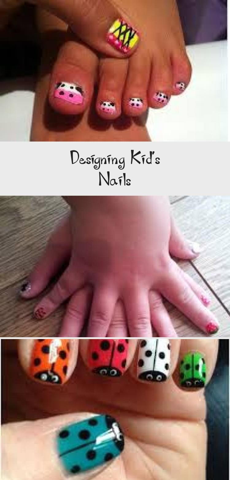 Photo of Designing Kid's Nails – Nails & design