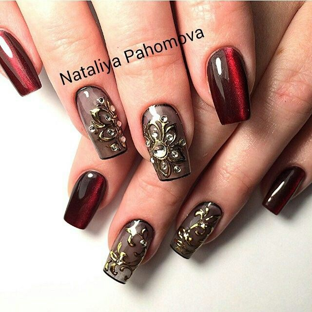 Pin By Ieva Paceviit On Nails Pinterest