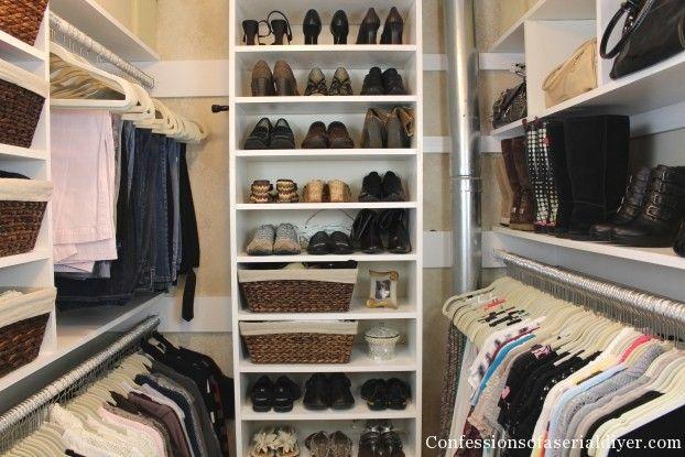 Best 25+ Building a closet ideas on Pinterest : Closet remodel, Build a closet and Master closet ...