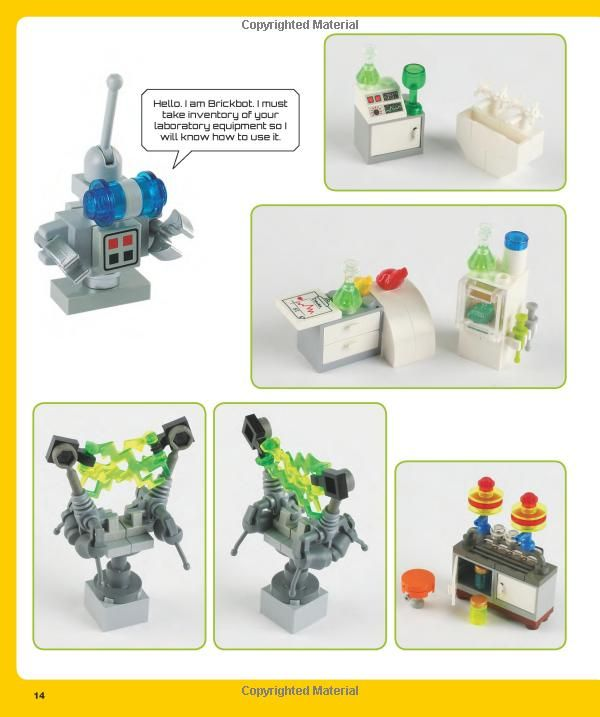 1 vol. the lego adventure book