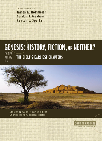 Genesis_ History, Fiction, or N - James K. Hoffmeier