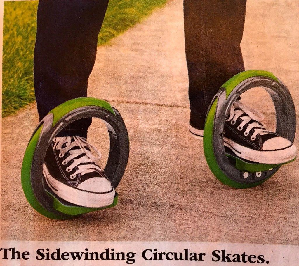 Get your Sidewinding Circular Skates today! Ridiculous Christmas ...