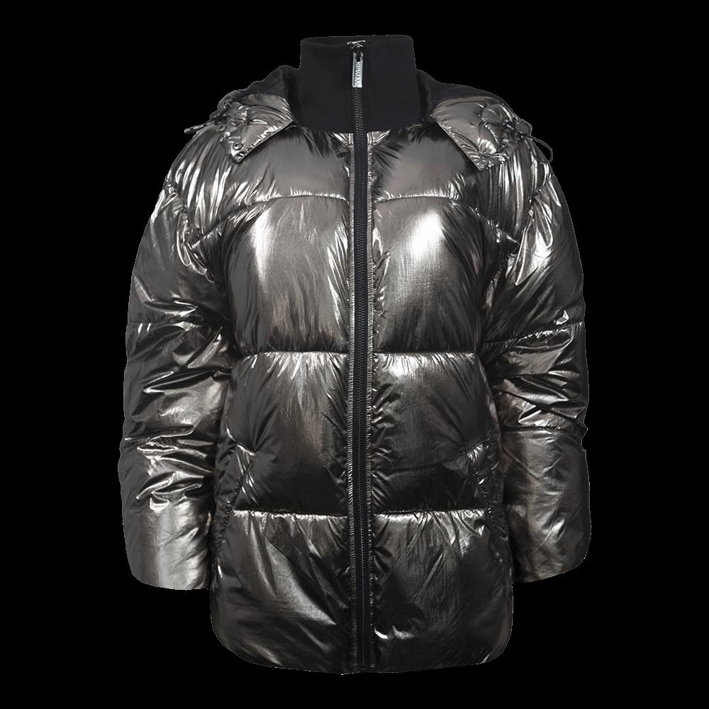 Metallic Puffer Jacket Puffer Jackets Puffer Jackets [ 1000 x 1000 Pixel ]