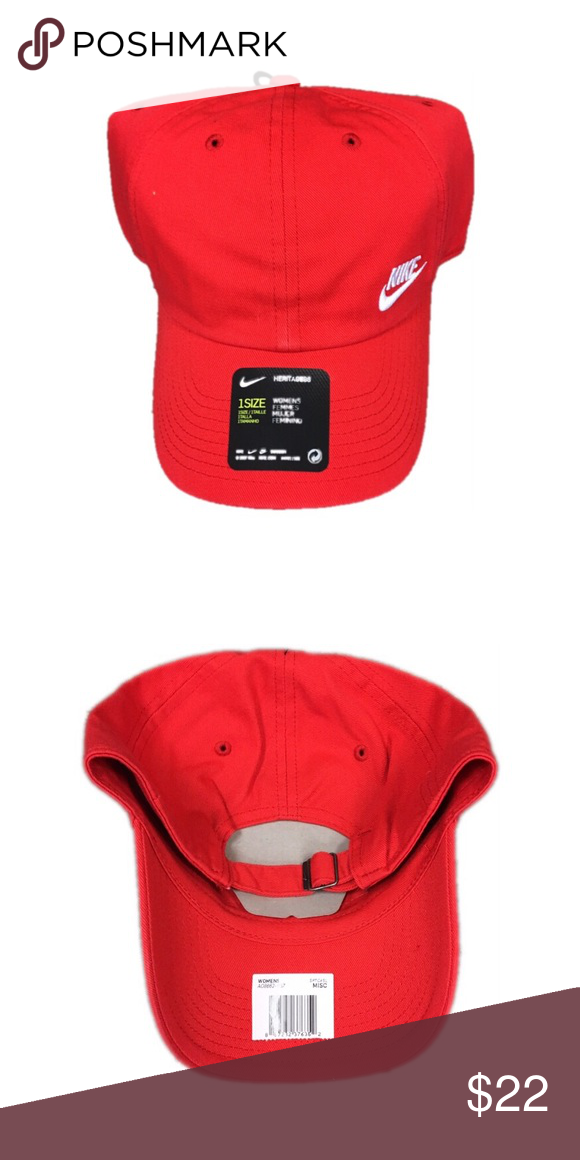 6aa176b6971 Nike Women s H86 TWill Adjustable Baseball Hat Cap Brand new with tags  officially licensed Nike Women s Adjustable Hat. Nike Accessories Hats
