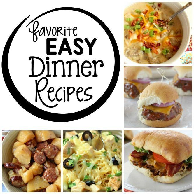 15 best weeknight dinner recipes looking for something quick and 15 best weeknight dinner recipes looking for something quick and easy to make for dinner forumfinder Gallery