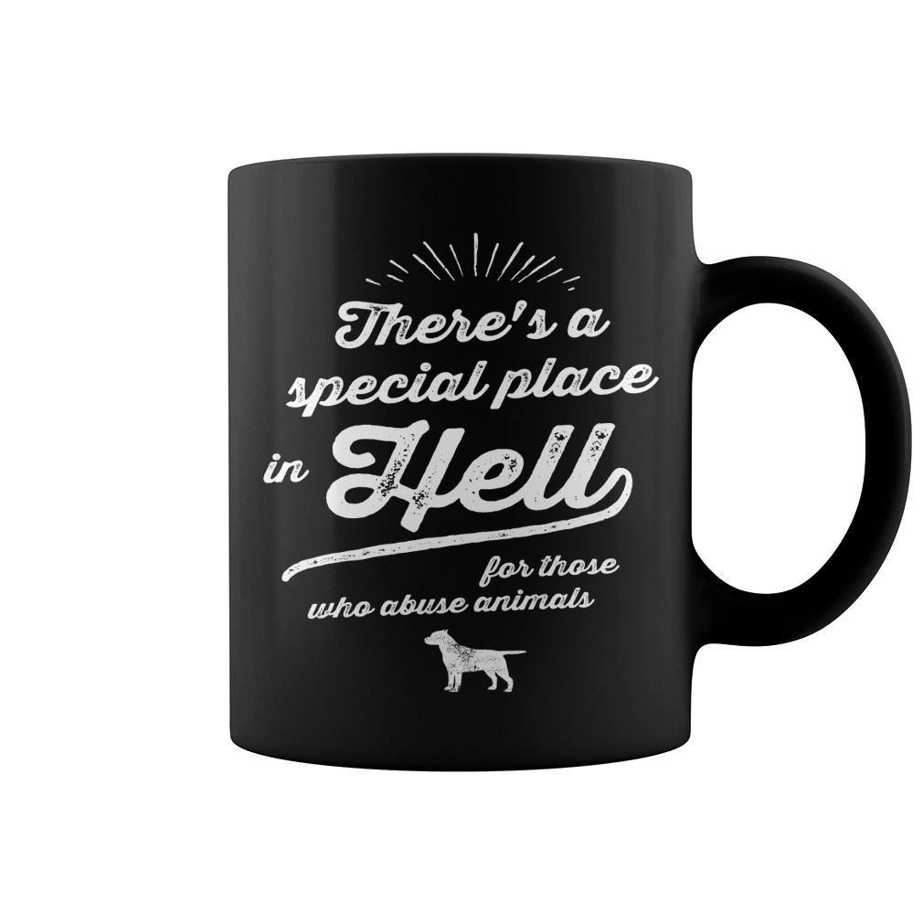 There's A Special Place In Hell HOT MUG : coffee mug, papa mug, cool mugs, funny coffee mugs, coffee mug funny, mug gift, #mugs #ideas #gift #mugcoffee #coolmug