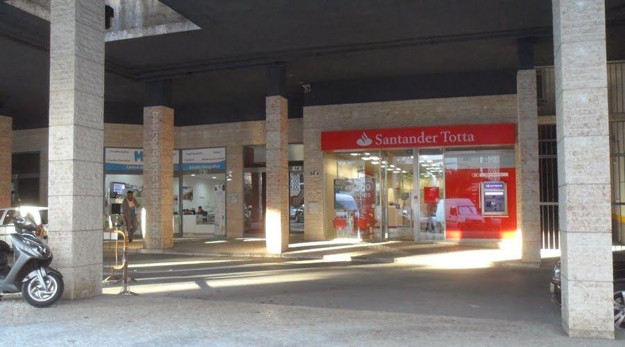 Santander Totta Olivais Lisboa Santander Lisboa