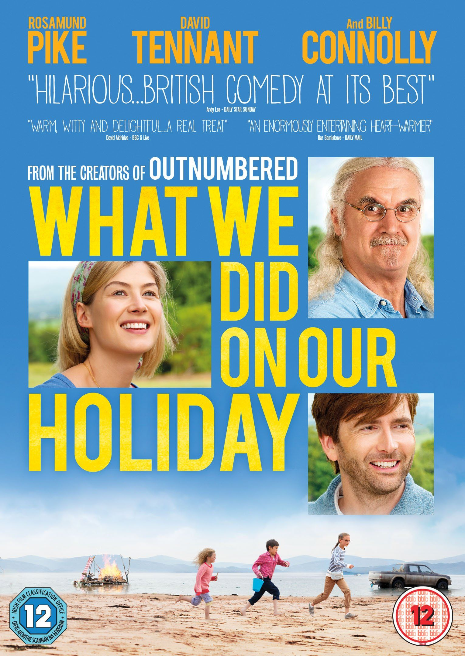 What We Did On Our Holiday Dvd Amazon Co Uk Rosamund Pike David Tennant Billy Connolly Celia Imrie B Hd Movies Streaming Movies Full Movies Online Free