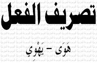 تصريف الفعل ه و ى ي ه و ي الموسوعة الدرسية Muslim Kids Math Blog Posts