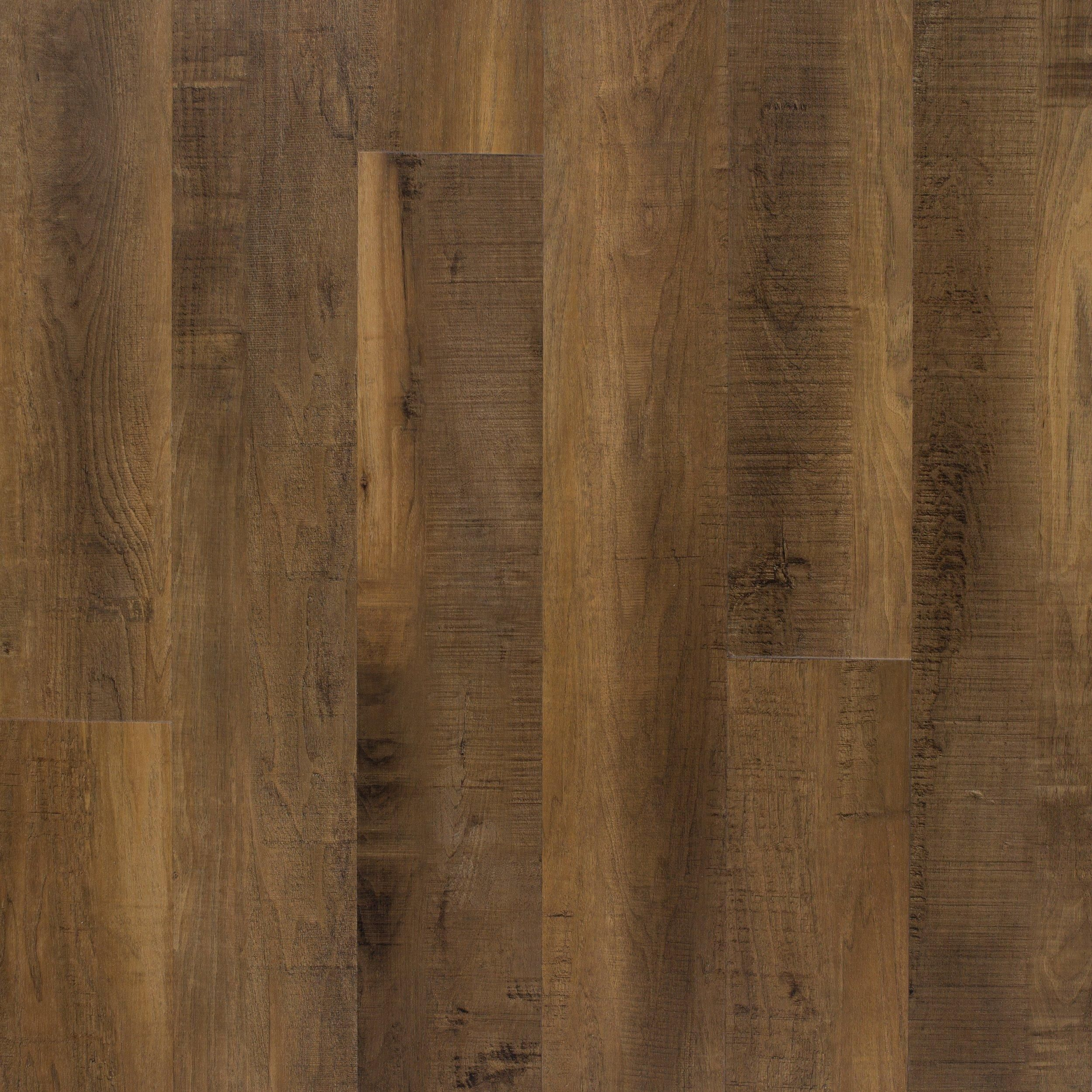 Kodiak Oak Rigid Core Luxury Vinyl Plank Foam Back Vinyl Plank Luxury Vinyl Waterproof Flooring
