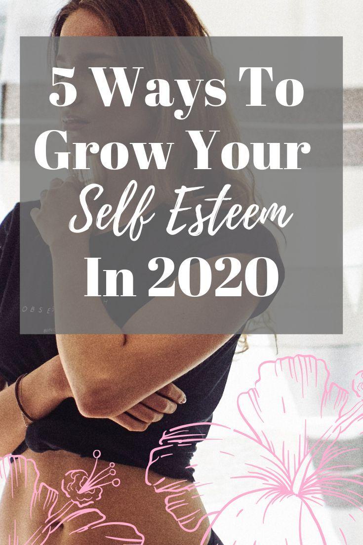 How to improve self esteem as a woman self esteem