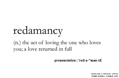 Words Definitions Redamancy Beautiful Words Words Beautiful