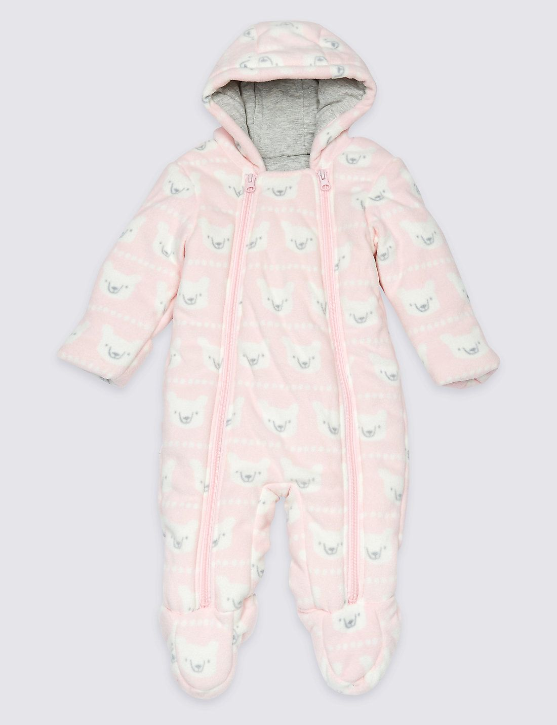 76d9bc2e2 All Over Print Pramsuit. See more at www.parentideal.co.uk marks-and ...