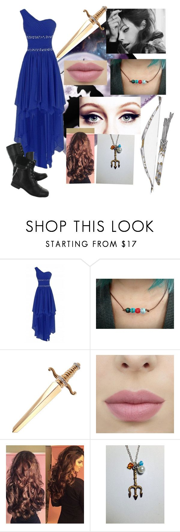 """""""""""Gods, almost!"""" ~Anna Jackson"""" by bleu-hale16 ❤ liked on Polyvore featuring Hush Puppies and Effy Jewelry"""
