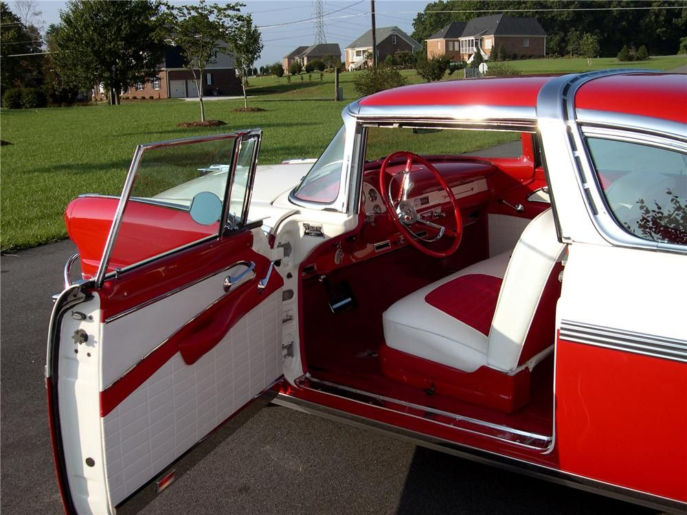 1956 Ford Fairlane Interior Kit