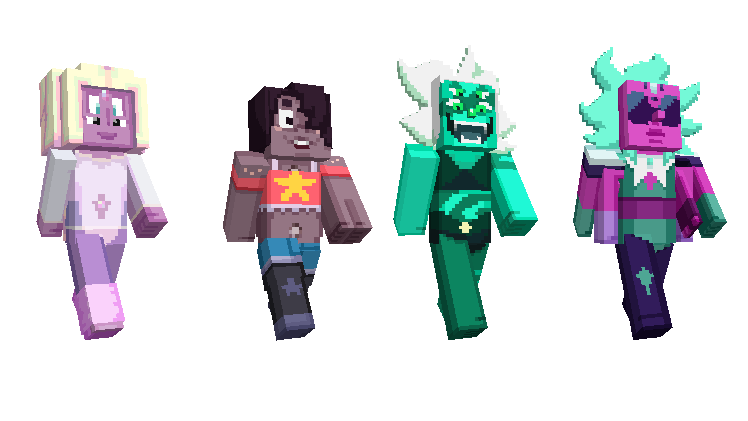 Steven Universe Mash Up Pack Minecraft Your Star Fusao