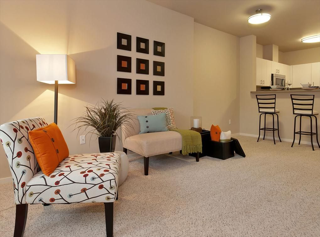 AMLI at Bellevue Park Seattle Apartments Luxury