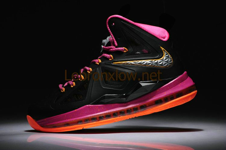 Womens Nike Lebron X Floridians Pink For Cheap  f4fee629c