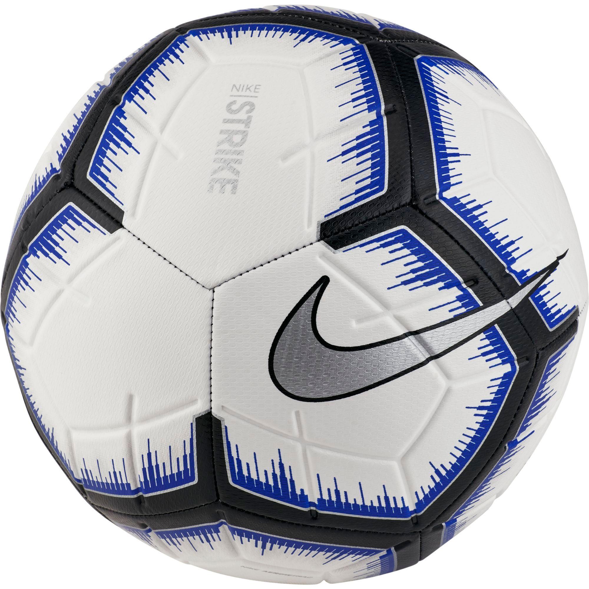 Nike Strike Soccer Ball White In 2020 Soccer Ball Soccer Soccer Gear