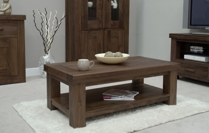 Fama Solid Dark Wood Walnut Dining Room Furniture Grand Extending Table