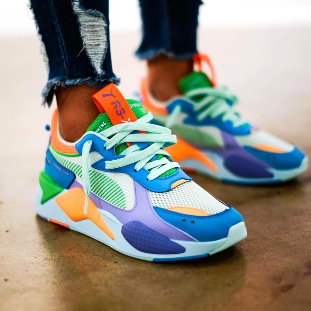 puma rs x toys femme blanche