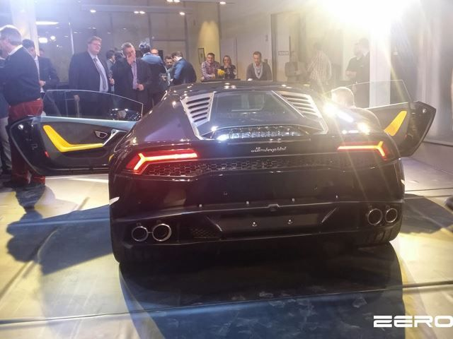 First Shots Of Lamborghini Huracan In The Metal Lamborghini Huracan Lambo Huracan Dream Cars