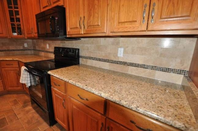 Granite Countertops And Tile Backsplash Ideas   Eclectic   Kitchen    Indianapolis   Supreme Surface, Inc.