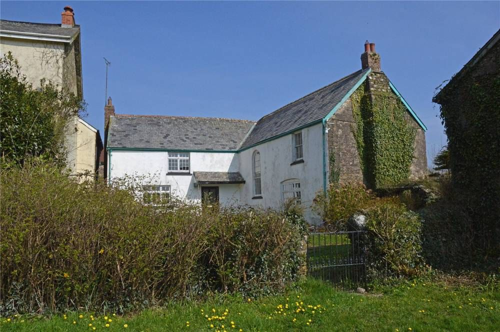 Detached House for sale Churchill, East Down, Barnstaple, Devon EX31 4LT